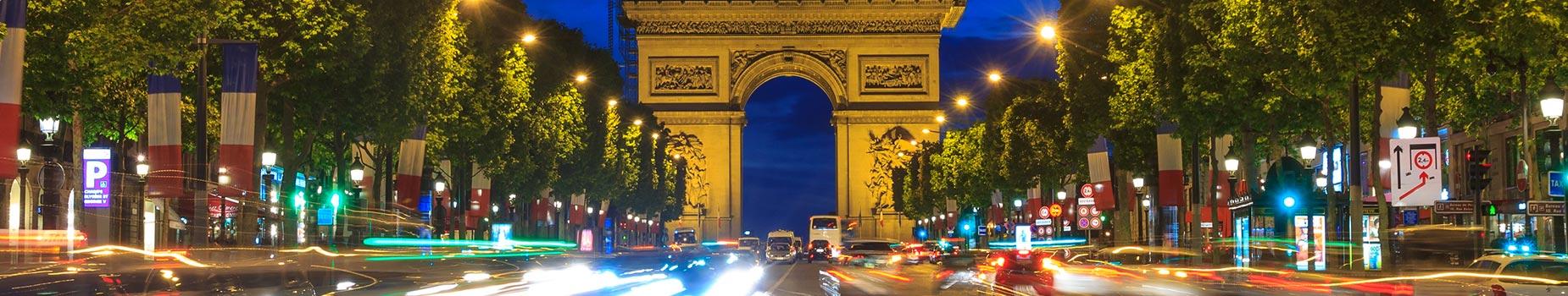Busreis Parijs 2 dagen