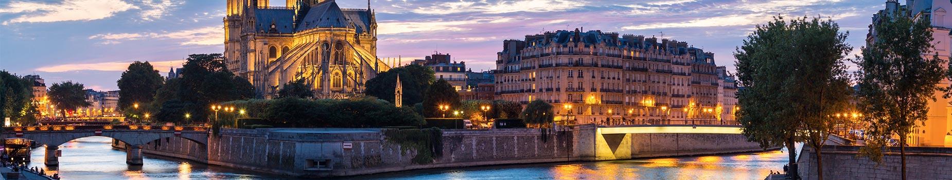 Busreis Parijs 5 dagen